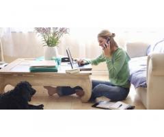 Работа-подработка для женщин на дому