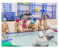 Бесплатное занятие в детской школе плавания «Океаника» на Марьиной роще.