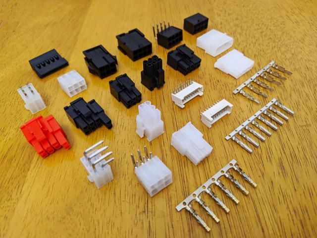 Разъем PCI-E 8 pin 6 pin 5557 5559 Molex SATA