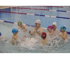 Бесплатное занятие в детской школе плавания «Океаника» в Сургуте.