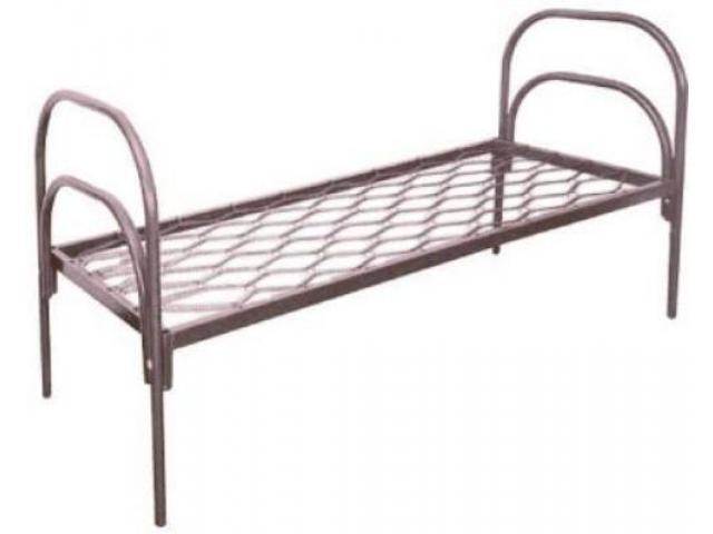 Армейские кровати металлические, металлические двухъярусные