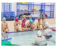Бесплатное занятие в детской школе плавания «Океаника» филиал на Римской.