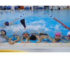 БЕСПЛАТНОЕ занятие по плаванию для детей от 6 до 14 лет в Москве.